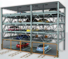 PSH-DP3 Multi-Layer Lift-Sliding Mechanical Type Car Parking system