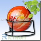 Fire Extinguisher Ball AFO Any Color with Blister film FB-01 with Environmental Harmless Dry Powder 11