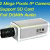 Megapixel CMOS Box Network Camera