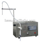 Semi-automatic gear pump Electric bottle liquid Fluid filling machine