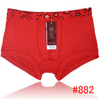 2012 bamboo fibre men boxer short stock factory