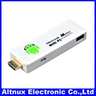 White MK802 II Mini Android 4.0 PC TV Box Cortex 1GB RAM 4G ROM HDMI Player CP082
