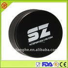 Wholesale rubber hockey puck