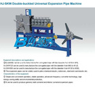 HJ-SKW Double-buckled Universal Expansion conduit Machine