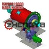 Competitive Ball Mill Prices with High Efficient from Henan Zhengya
