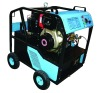 gasoline-driven Cold and hot Water High Pressure Washer