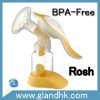 portable manual breast pump without BPA
