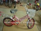 2012 popular design red folding bicycle