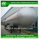 LPG Tanker Semi Trailer 58.8 m3