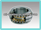 Singer row double-direction thrust ball bearing 52232