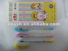gel ink pen ,glitter ink pen, promotional gel pen