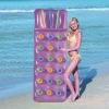 inflatable beach mattress