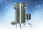 Ultra-high temperature instant sterilization machine