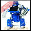 3-in-1 DIY Solar Transforming Robot Educational Toy
