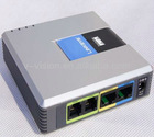 Unlocked linksys voip router VOIP PHONE ADAPTER SPA2102