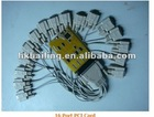 Professional Convenience Hotselling 16 Port PCI Card