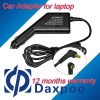 mini laptop Car charger for Lcd 12V 3A 36W 5.5*2.5mm