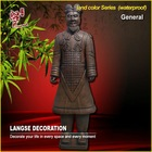 195cm standing land colour (waterproof) General Statue BMY-1.9DD-JJ