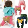 Cute Winter Baby Padded Pants