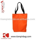 promotion purity fashion polyester shopping bag