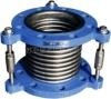 Direct burial-type axial-type expansion joint