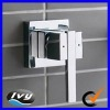 Square brass Shower Mixer