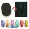 Magnetic magic Nail art Magnet Ellipse Shape oblique stripe