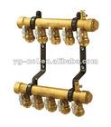 underfloor heating system manifold