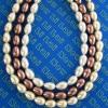 9x7 rice glass beads