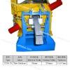 YX50-70 Pipe Making Machine