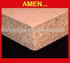 Plain Colored MDF Chipboard with melamine veneer laminated