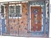 ornamental elegent wroght iron railing