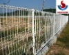 PVC--Double loop wire fence(factory)