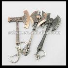 Fashion antique key chains