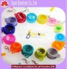 plastic jelly lens for mobile camera accessory