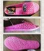 2012 New design PVC blowing slipper mould
