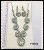 wedding necklace set F13933
