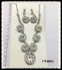 wedding necklace set F13933