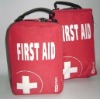 red polyester first responder bag MD-A145