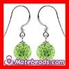 Wholesale Crystal Earrings Hoops