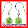 Wholesale Crystal Earrings Hoops
