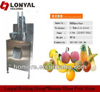 2012 Lonyal automatic fruit slicer banana apple slicer cutting machine