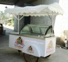 Ice cream movable cart (CE Approved)