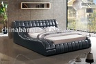 bedroom furniture soft bed 919