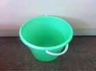 plastic powerful ellipse pail 16L