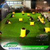 Inflatable paintball arena,inflatable paintball bunker for sale