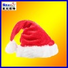 ST-FM01# cute plush christmas hats cotton/polyester/non-woven fabric