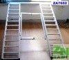 [ZNRAMP] ZA7652, Adjustable Tri-fold Atv Ramp, Aluminum Loading Ramp For Atv