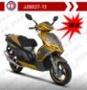 eec scooter (JJ50QT-13)
