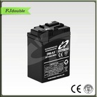 Sealed Lead Acid Battery AGM Solar Battery 6V4.5AH